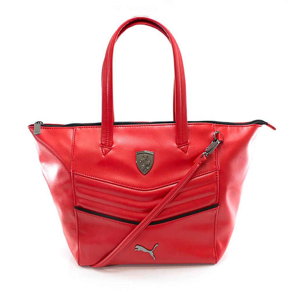 006110333-Bolsa-Puma-Ferrari-LS-HandBag-Vermelha-Feminina