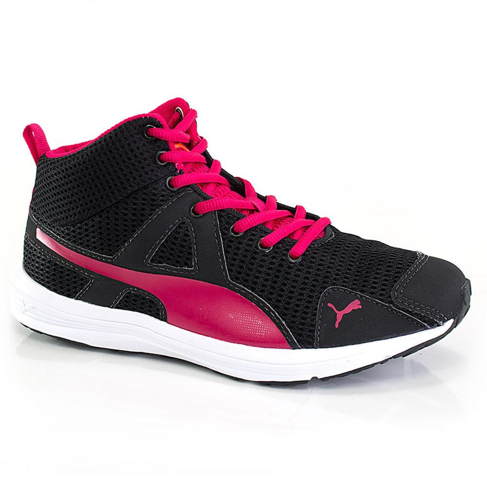 017050524-Tenis-Puma-Evader-XT-Mid-Geo-Bra-W-Preto-Pink-Feminino