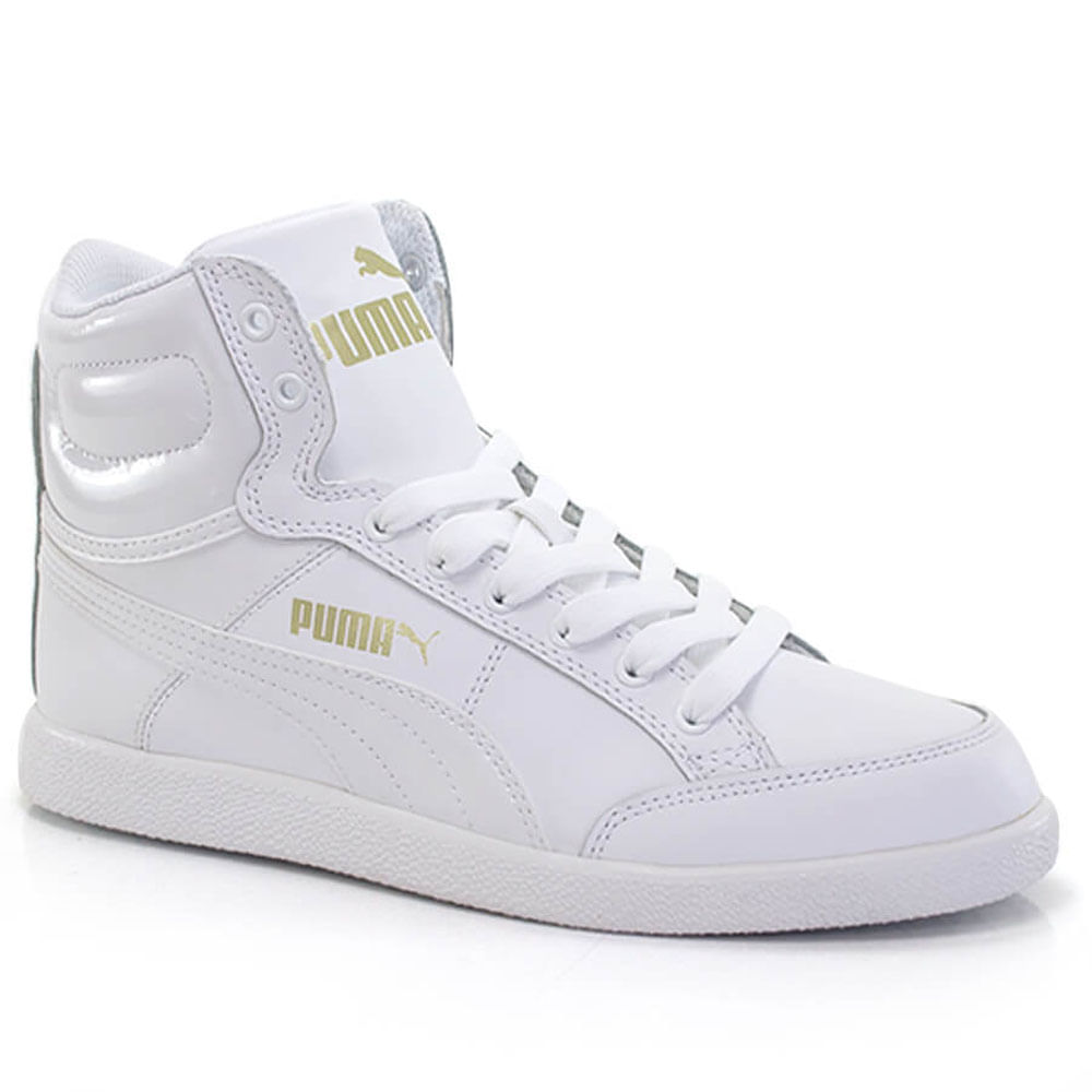 Tênis Puma Ikaz Mid Classic - Feminino - Way Tênis - Vanda Calçados ec7340497b9ea