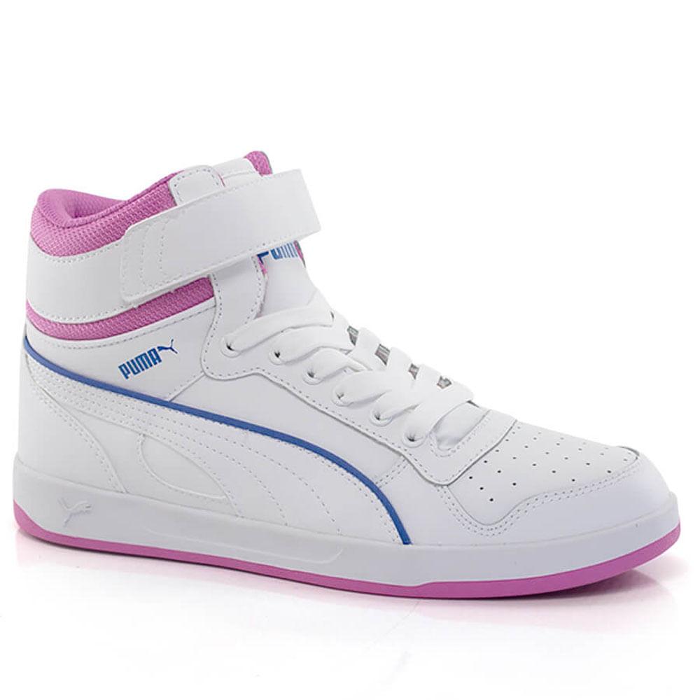 170875e0f09 Tênis Puma Liza Mid - Feminino - Way Tênis - Way Tenis