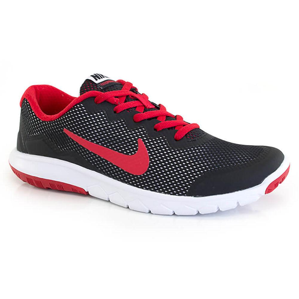 018030344-1--Tenis-Nike-Flex-Experience-4-GS-preto-vermelho