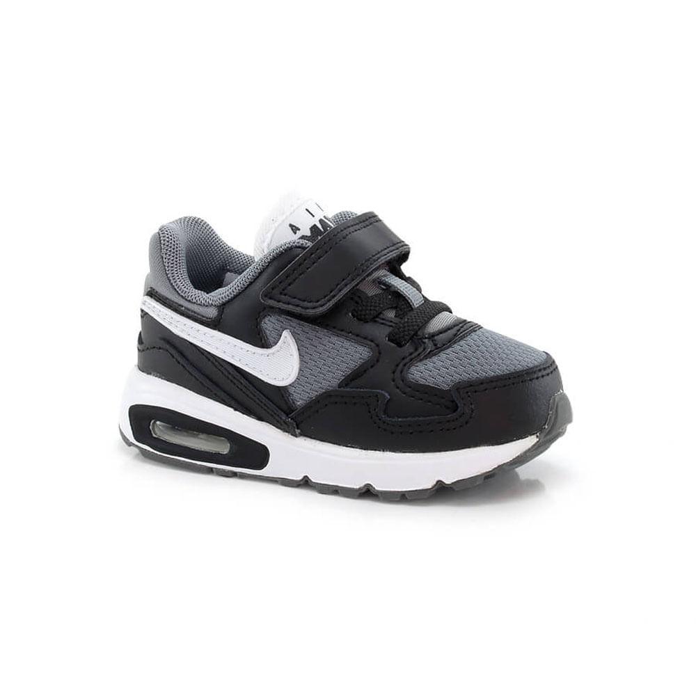 018030382_1_Tenis-Nike-AirMax-Infantil-Kids-TD-Preto-Cinza