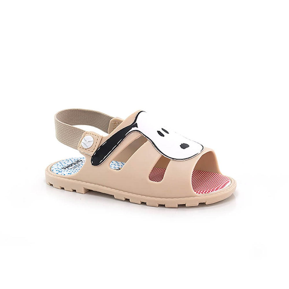 018110024-Sandalia-Pimpolho-Snoopy-Linha-Colore-Infantil-Creme