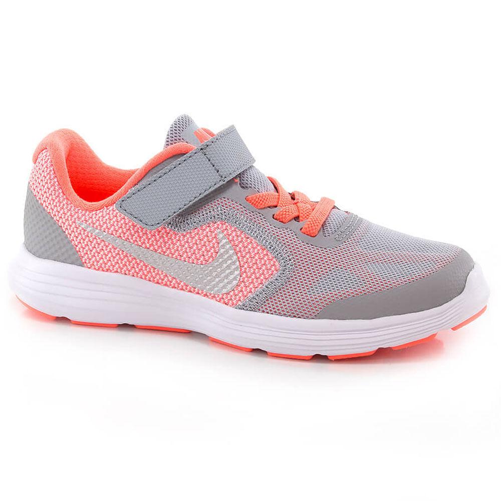 019060284_1_Tenis-Nike-Revolution-3-Cinza-Rosa-Salmao-Infantil