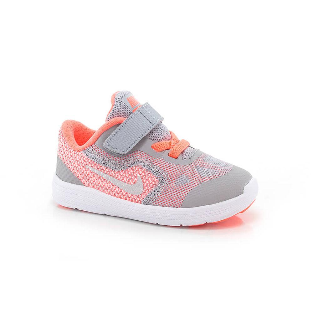 019060286_1_Tenis-Nike-Revolution-3-Cinza-Rosa-Salmao-Laranja-Infantil
