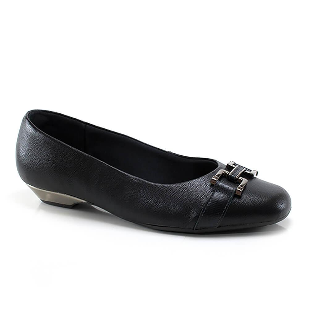 01397c650 Sapato Comfort Usaflex - Vanda Calçados - Vanda Calçados