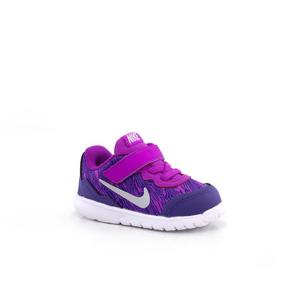 019060289-Tenis-Nike-Flex-Experience-4-Print-Roxo-Infantil