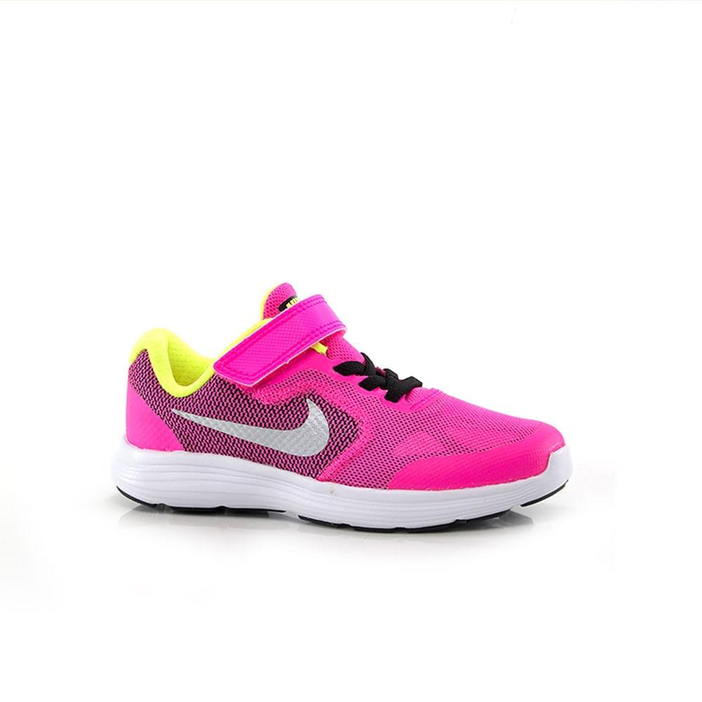 Tênis Nike Revolution 3 Infantil - Way Tênis - Vandinha ac7c7664ea954