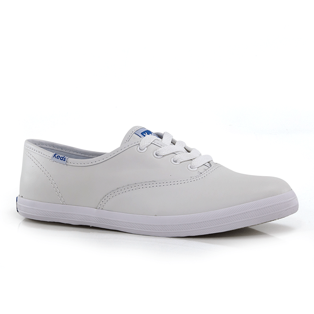 Tênis Keds Champion Woman Leather - Vanda Calçados 58316eaa267a5