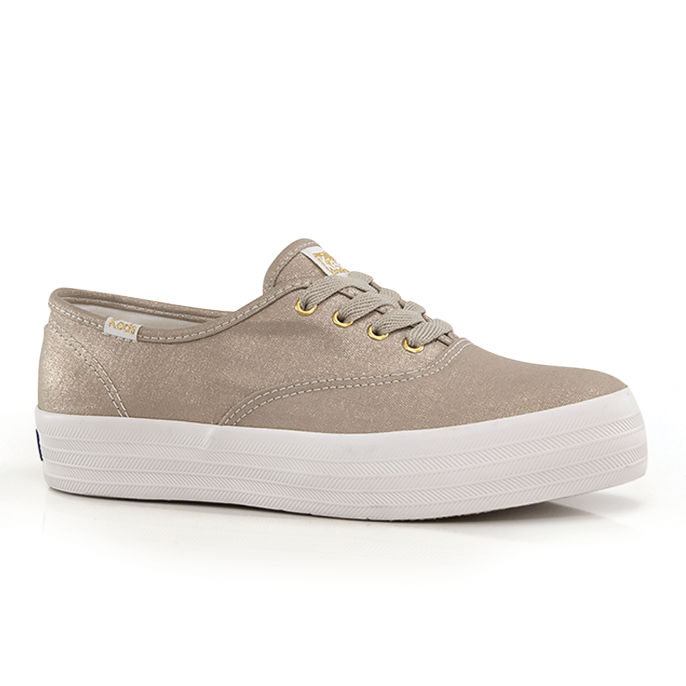 017050651-Tenis-Keds-Triple-Metalic-Canvas-Bege