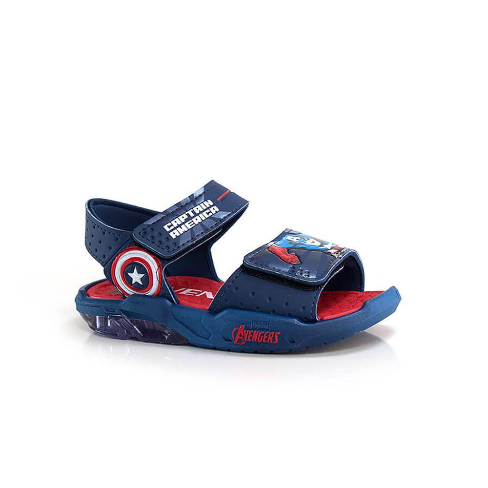 018040128-Papete-Grendene-Capitao-America-Infantil-Infantil-Masculino-Azul-Vermelho-1