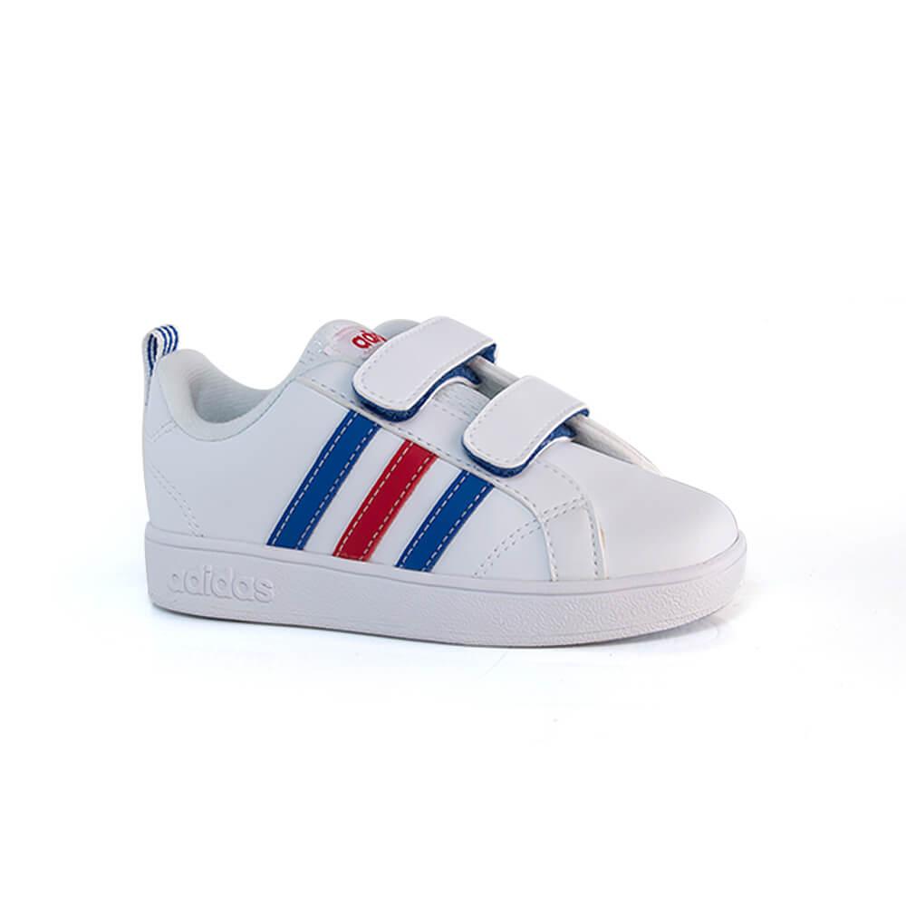 018030426-Tenis--Adidas-VS--Advantage-CMF-Infantil-Branco-Listras-Vermelha-Azul-1