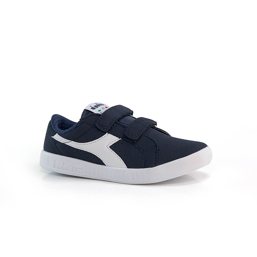 018030449-Tenis-Diadora-Game-II-Jr-Infantil-Masculino-Velcro-Azul-Marinho-1