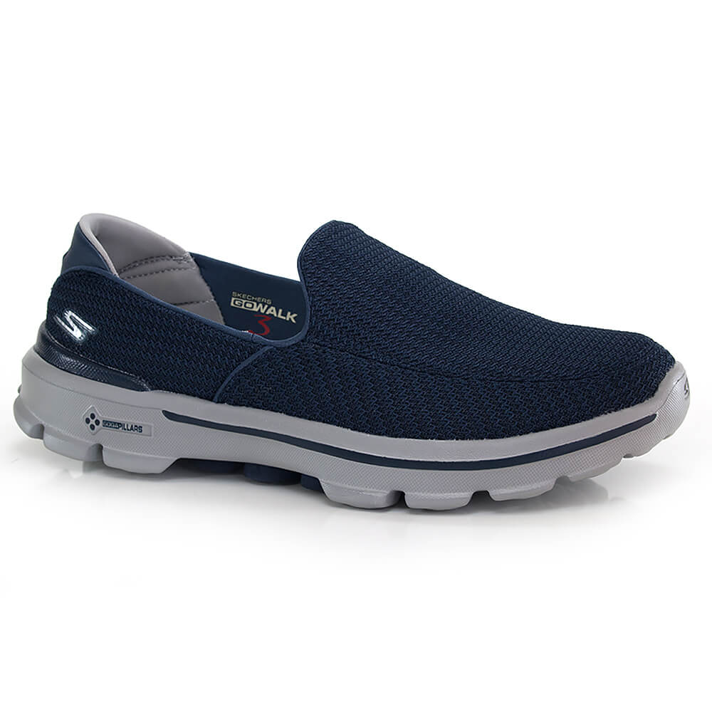 98d1daf8ceb Tênis Skechers Go Walk 3 - Way Tenis