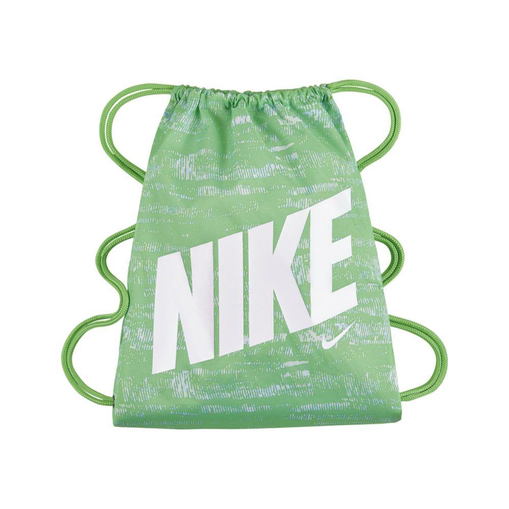 0062501500-Mochila-Sacola-Nike-Gymsack-Graphics-Verde