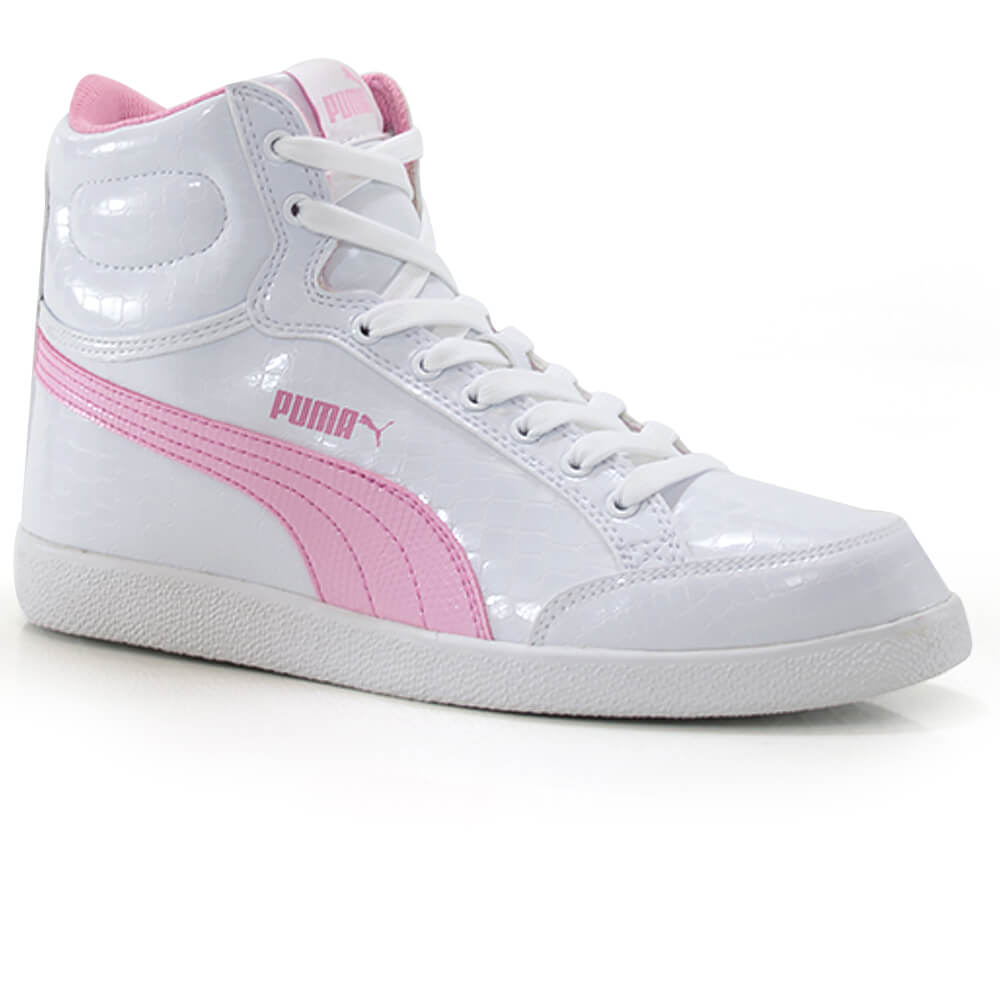 5f5ce2003df Tênis Puma Ikaz Mid Serpent Jr - Way Tenis