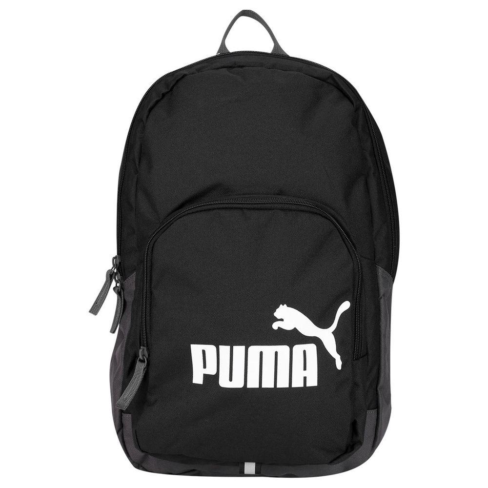 006250073-Mochila-Puma-Phase-Backpack-Preta-Cinza
