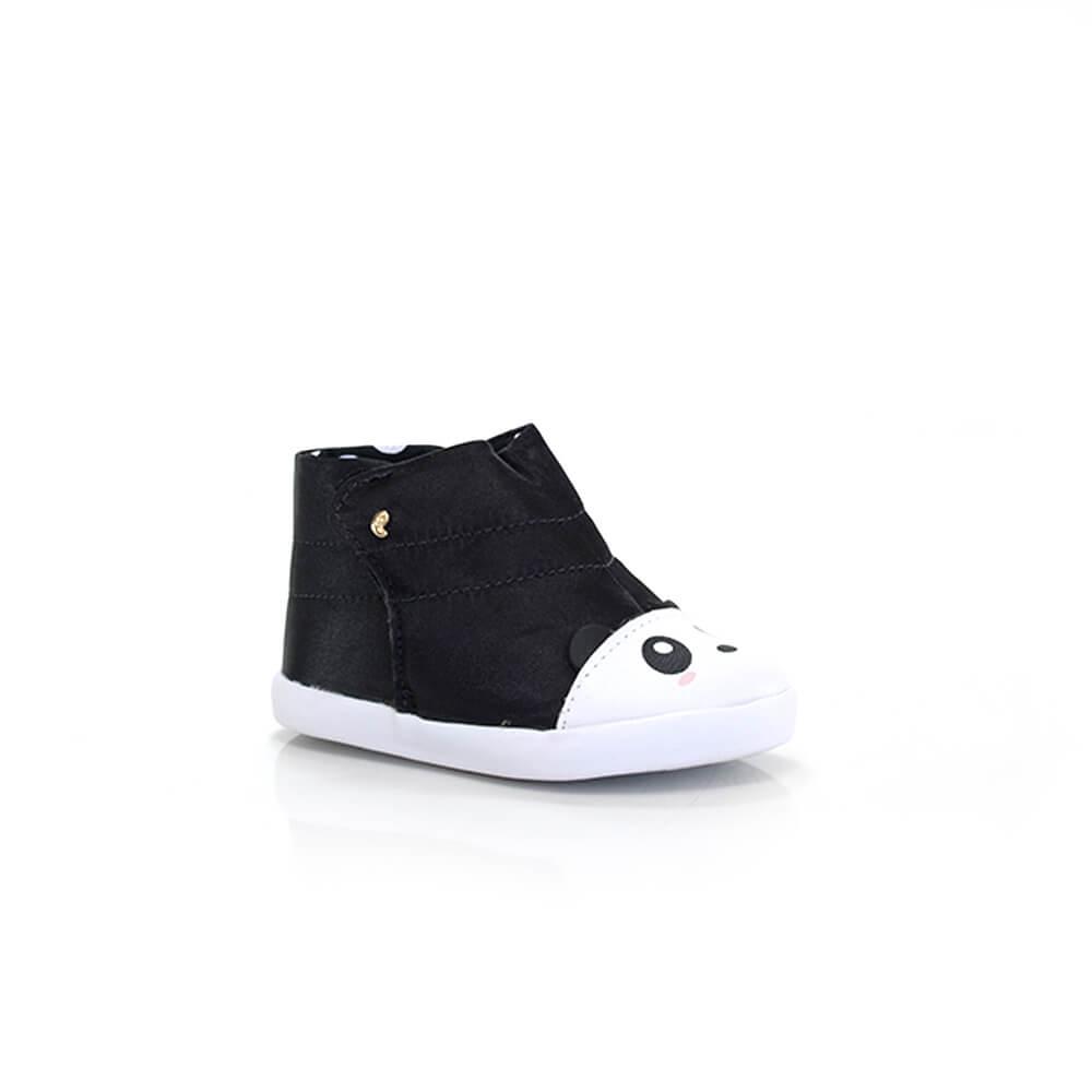 590838f5f2a Tênis Pampili Sneaker – Urso Panda - Vandinha