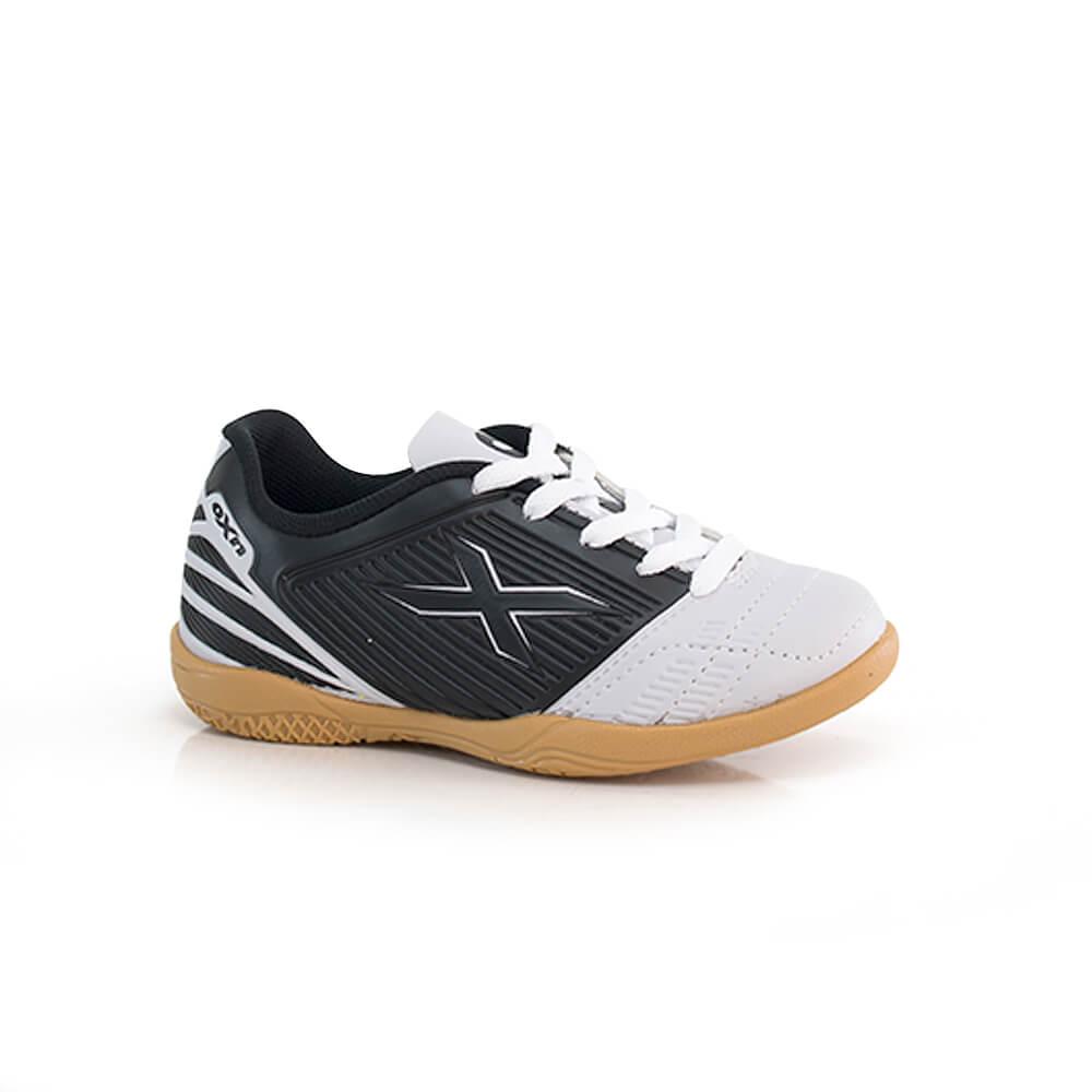 018070017-Chuteira-OXN-Speed-Infantil-Futsal-Branco
