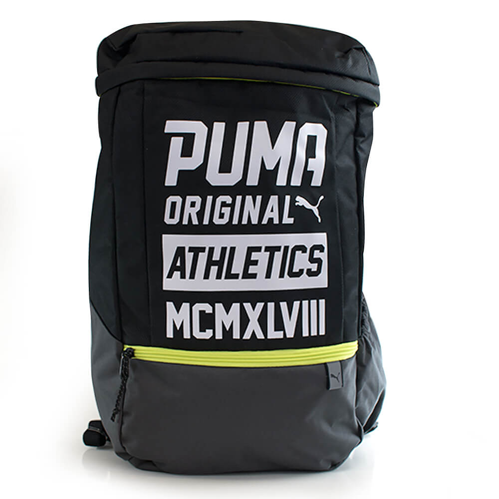 b2ee0b835 Mochila Puma Sole Backpack Plus - 074827-01-PRETO-24 L