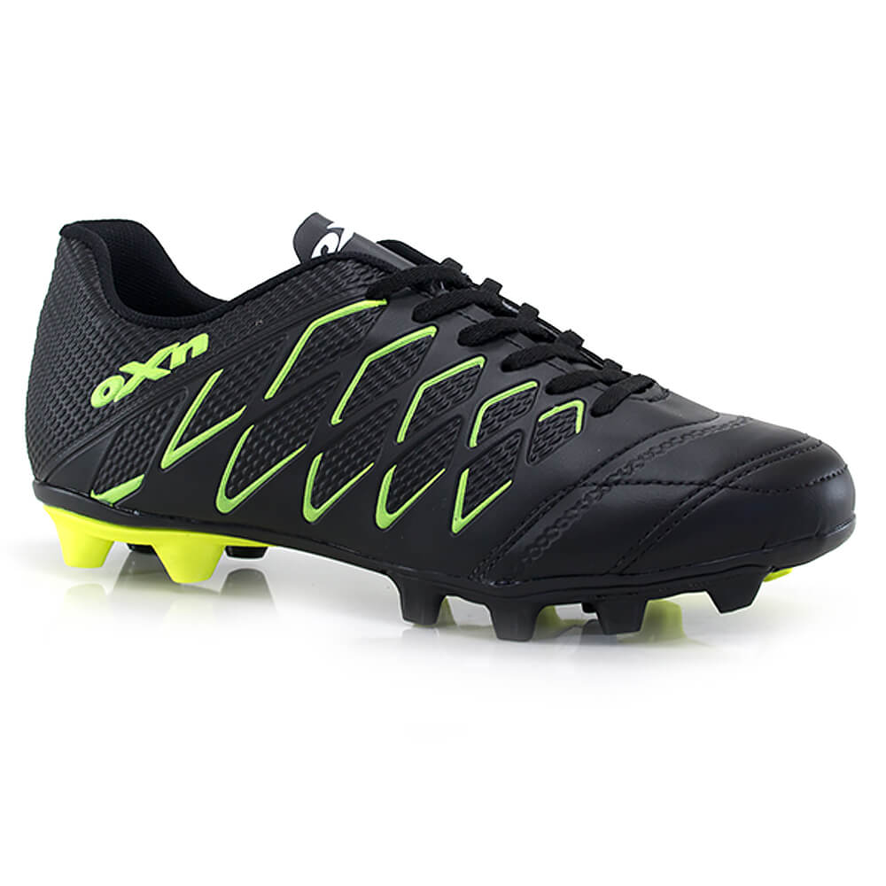 016080055-Chuteira-OXN-Mission-Futebol-de-Campo-Preto-Lima
