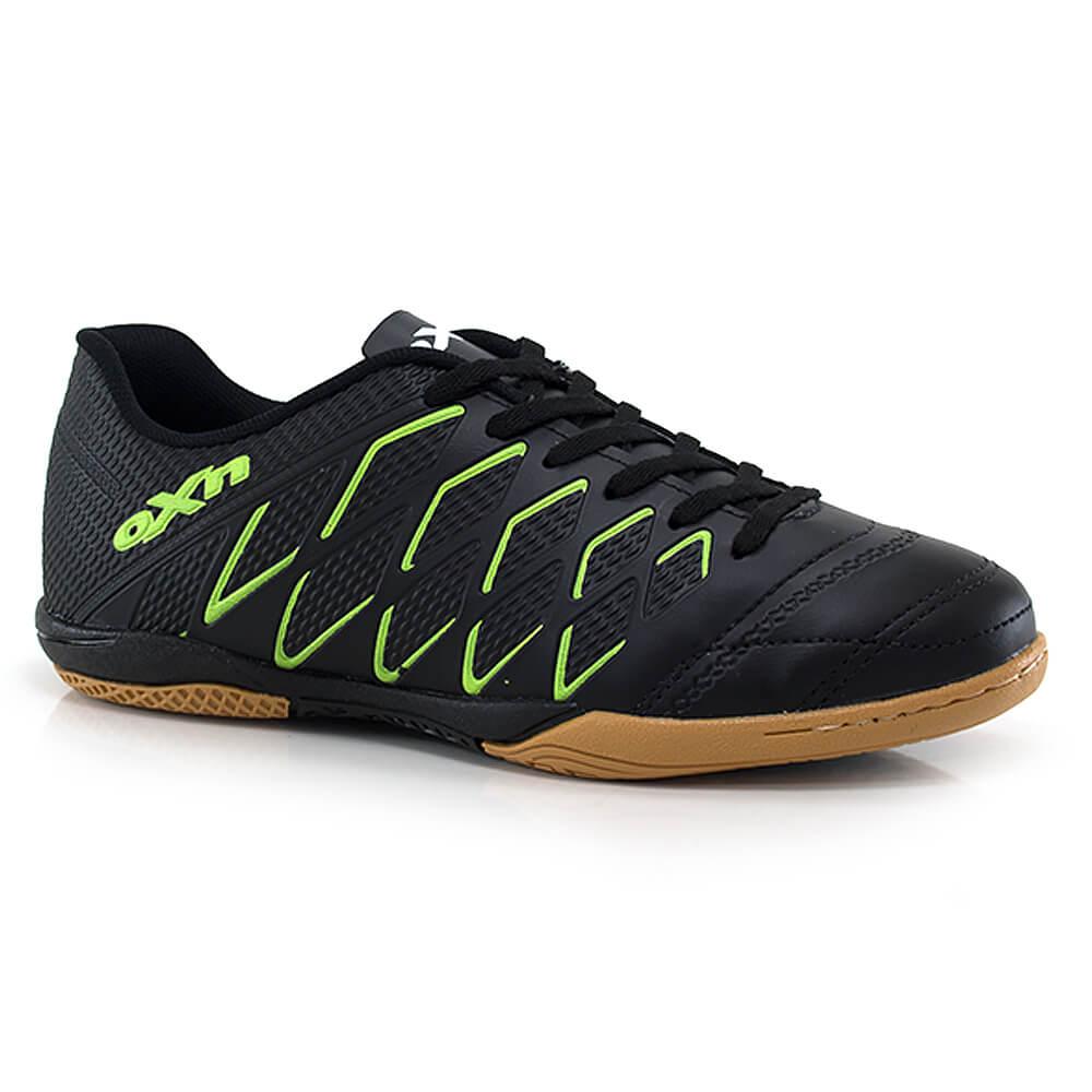 016120023-Chuteira-OXN-Mission-Futsal-Preto-Lima