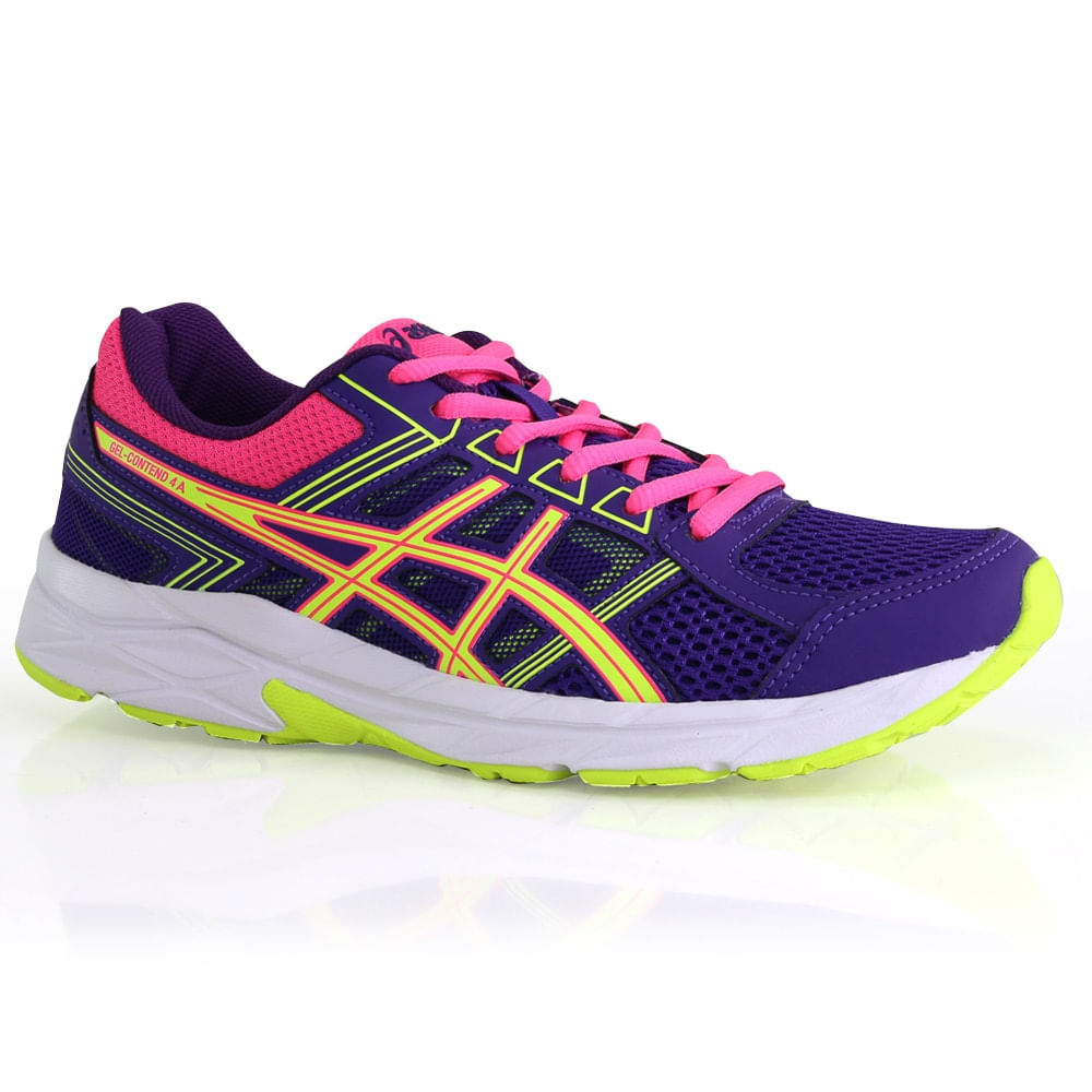 Tênis Asics Gel Contend 4A - Way Tenis 56b6fa4082b68