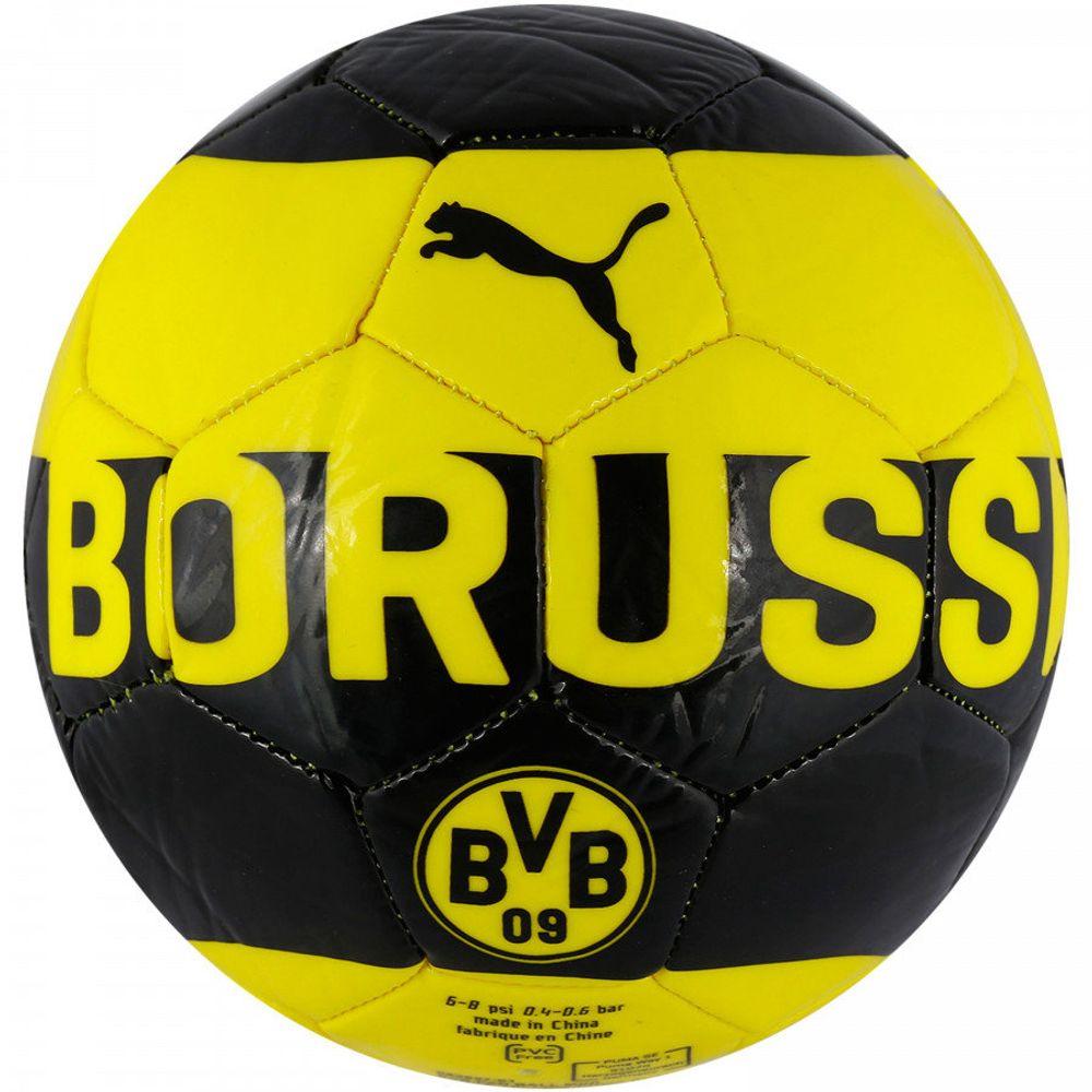 315010085-Mini--Bola-Puma-BVB--Fan-Ball-Futebol--de-Campo-Amarelo-Preto-1-