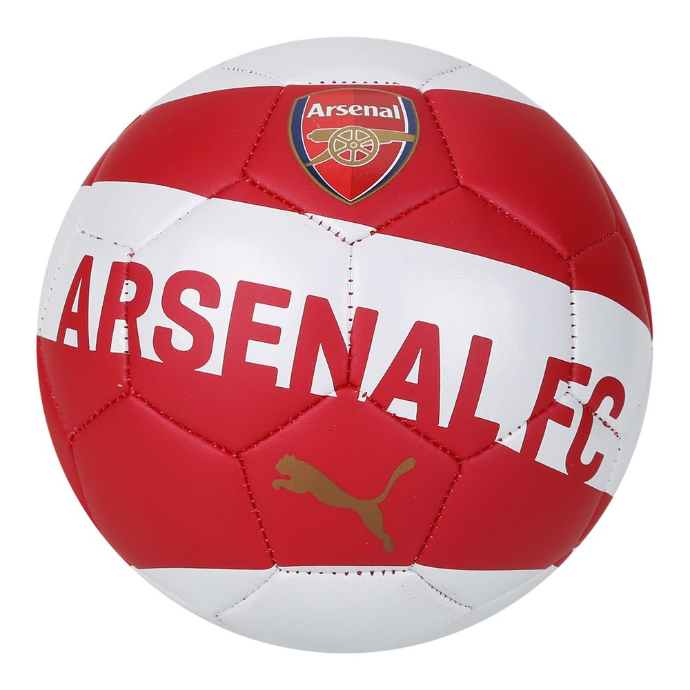315010082-Mini-Bola-Puma--Arsenal-Fan-Ball--Futebol-de--Campo-Branco-Vermelho