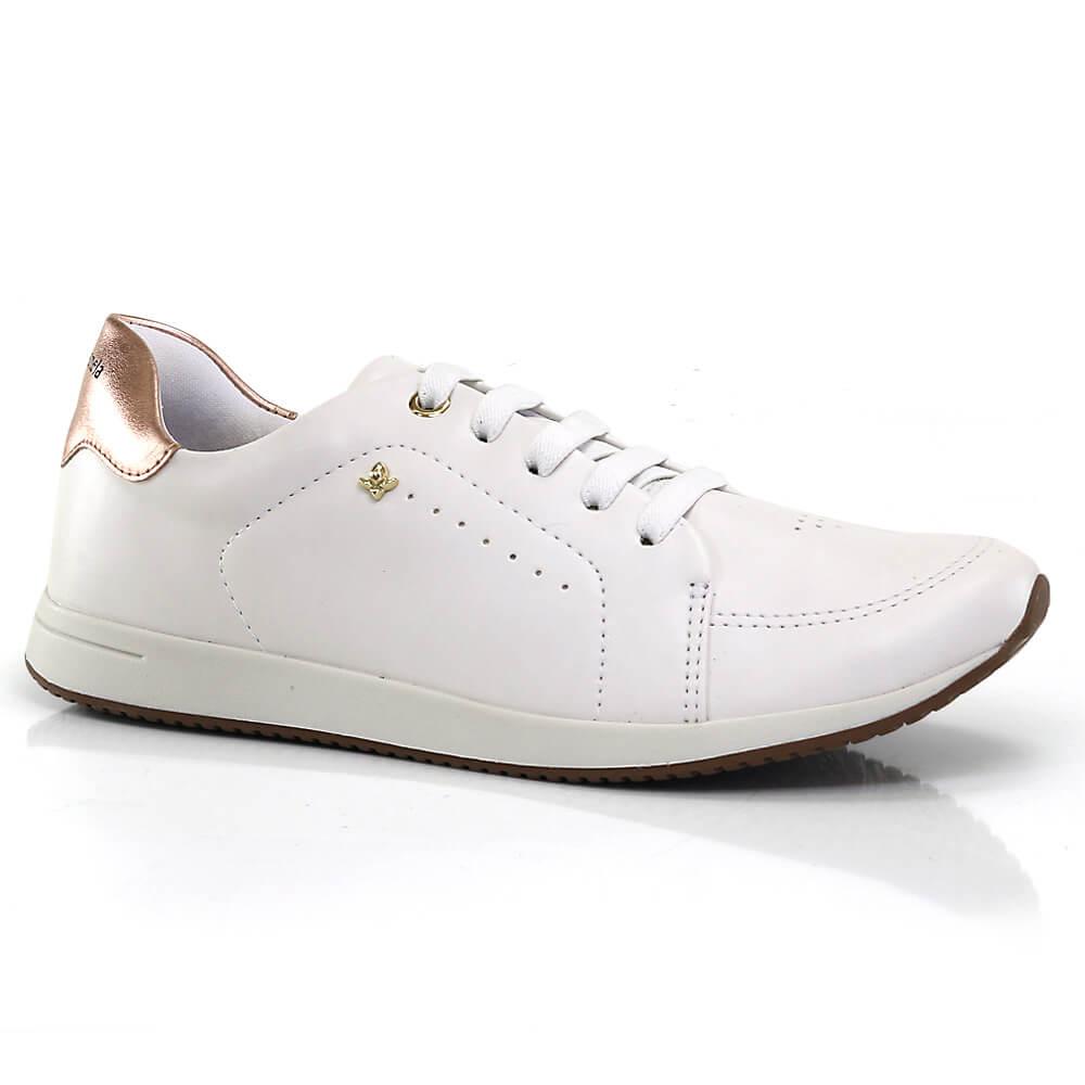 7ada31fff6e Tênis Cravo e Canela Jogging - Feminino - Vanda Calçados
