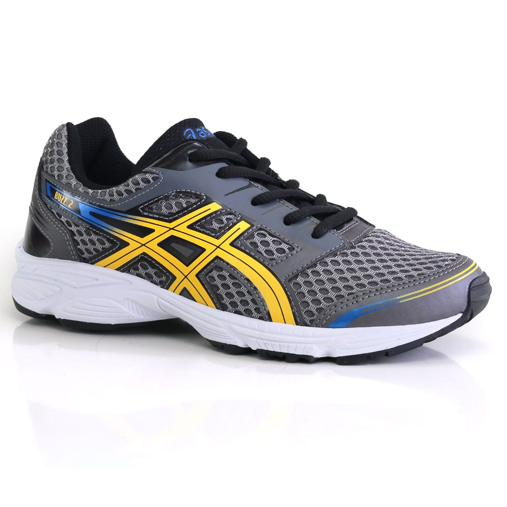 6a48e40d8a Tênis Asics Buzz 2 GS - Way Tenis