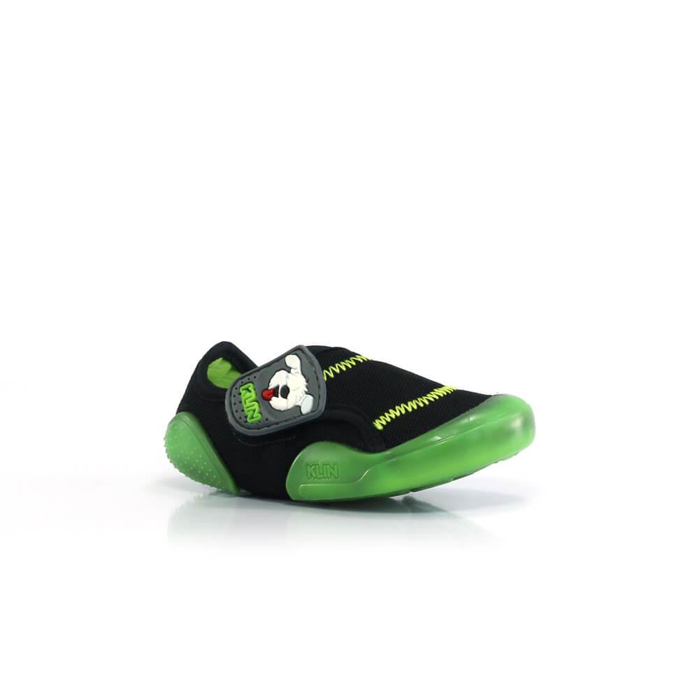 018030509-Sapato-Klin-Anatomico-com-Velcro-menino-PRETO-VERDE-1