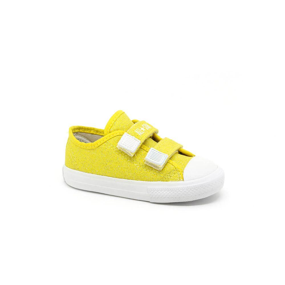 Tenis-Converse-All-Star-velcro-border-Infantil-ck0667-amarelo-1