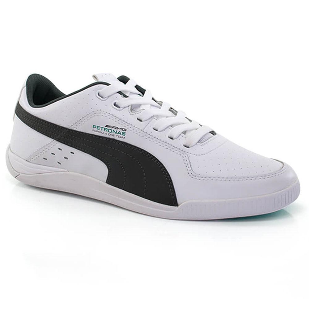 016020668-Tenis-Puma-MAMGP-Silver-Lo-Leather-Mercedes-Branco-Masculino