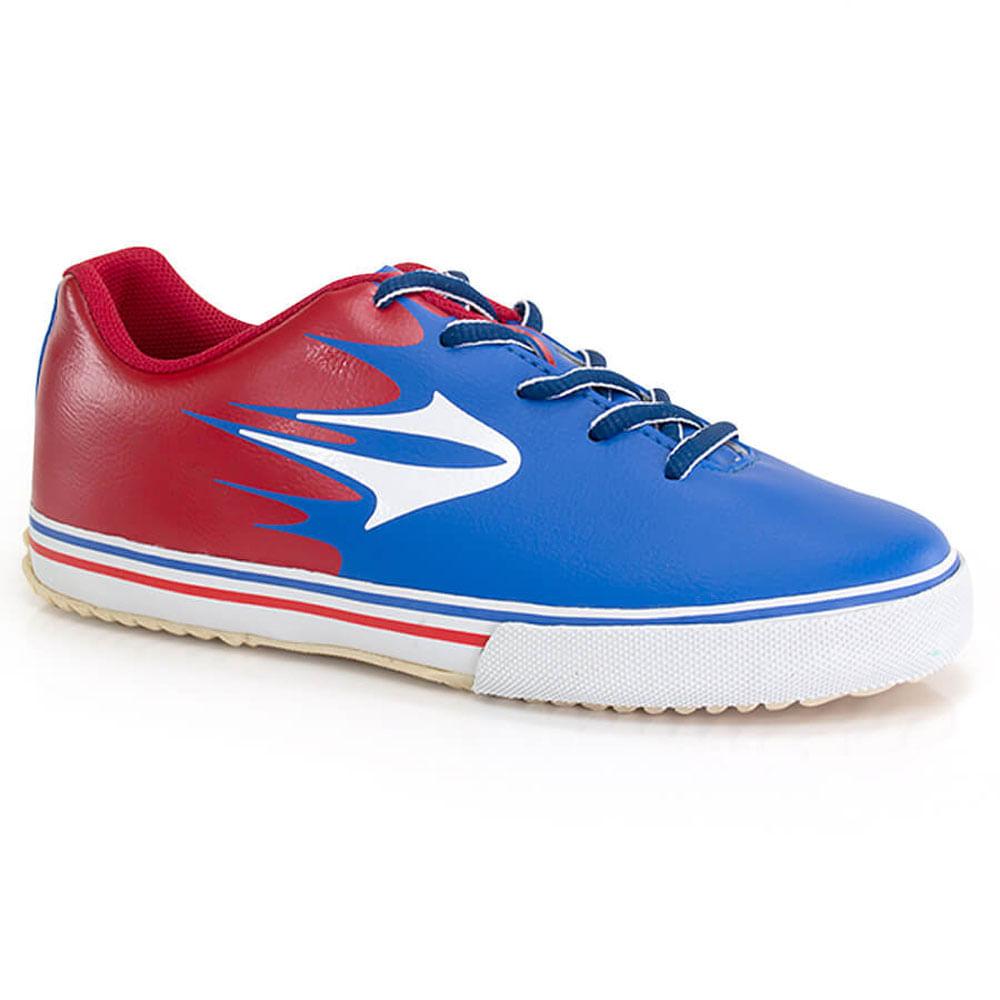 018070011-2--Chuteira-Topper-Futsal-Infantil-recreio-azul-vermelha