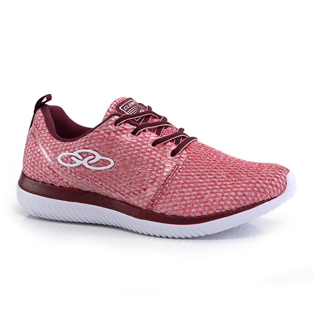 017050624-Tenis-Olympikus-Clean-Vermelho-Bordo