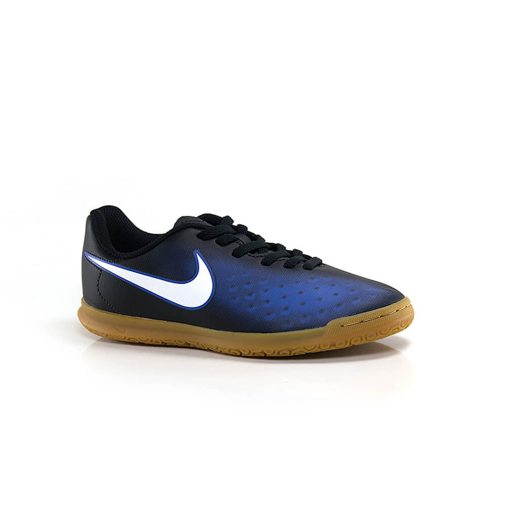 018070016-Chuteira-Nike-Jr--Magistax-Ola-II-IC-Infantil-Masculino-Preto-Branco-Azul-1