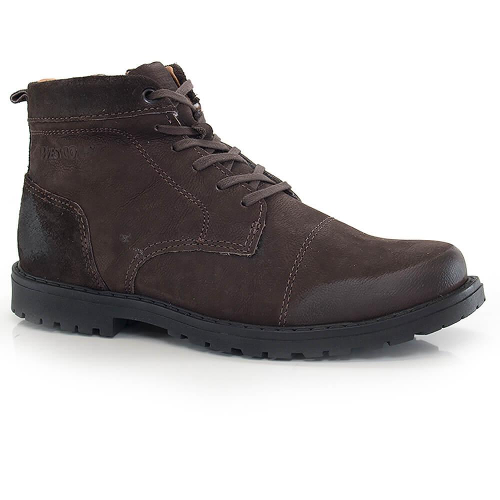 c657db0992 Bota West Coast Winston - Masculina - Vanda Calçados