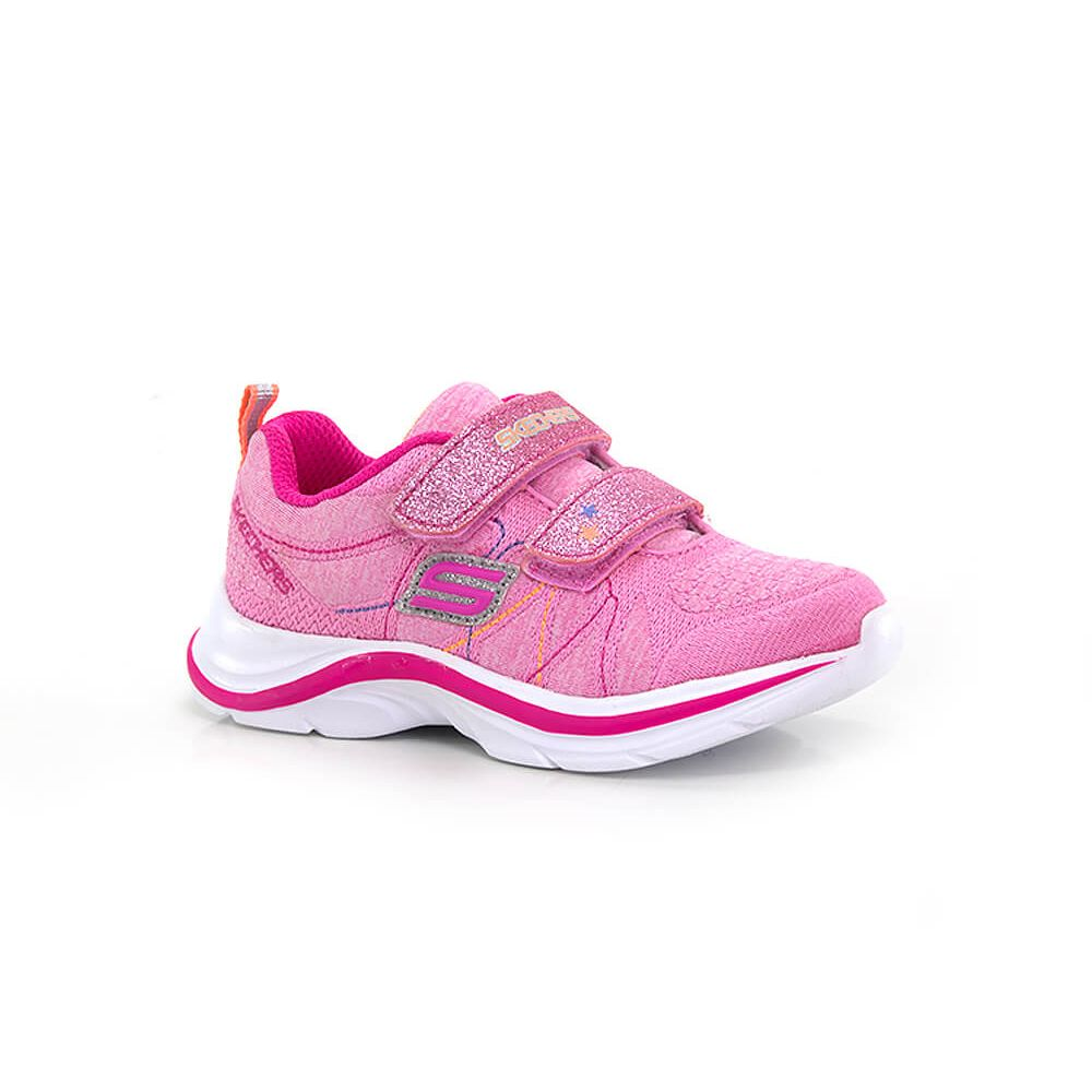 f001c5dd7d1 019060353-Tenis-Skechers-Swift-Kicks-Velcro-Rosa ...