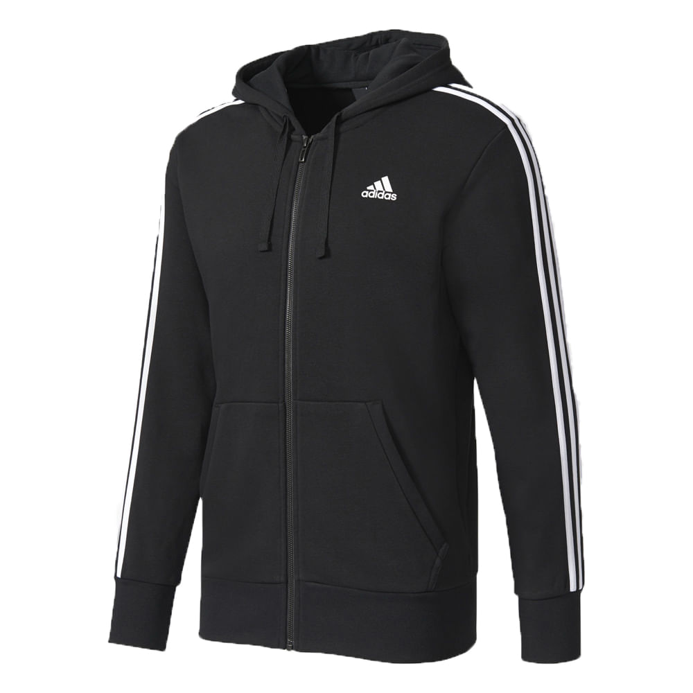021070006-Moletom-Adidas-Ess-3s-Fz-Hood-Pretook