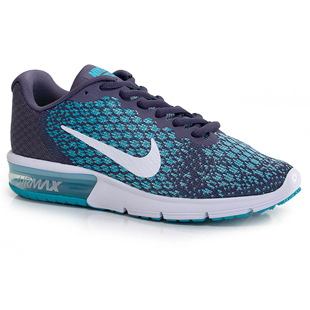 Tênis Nike Air Max Sequent 2 Feminino Way Tenis