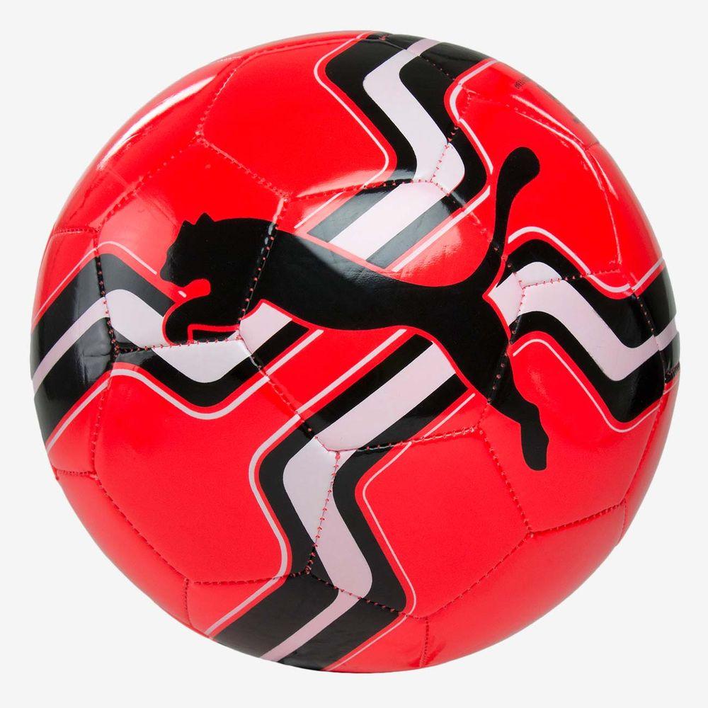 Bola Puma Big Cat – Futebol de Campo - Coral - 082758-CORAL-U 16075b33a3771