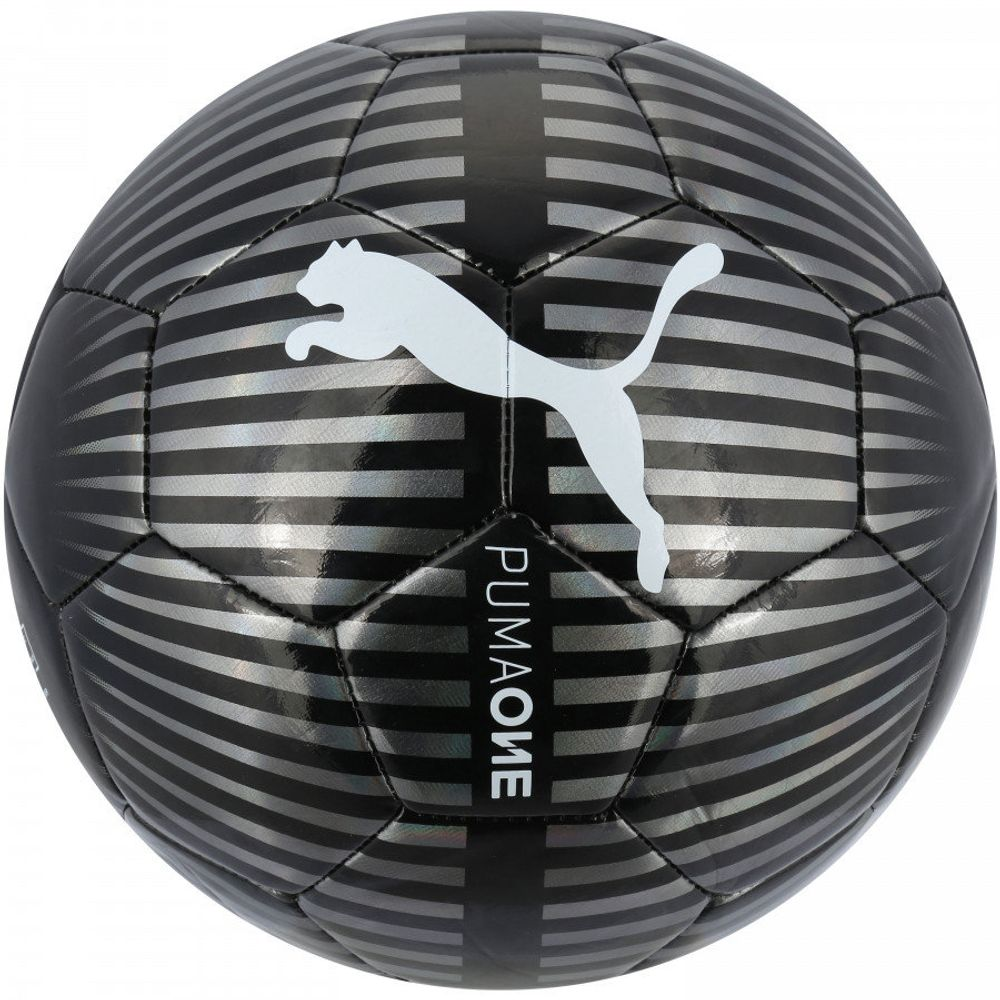 315010083-Bola-Puma-One---Chrome-Ball-Futebol-de--Campo-Preto