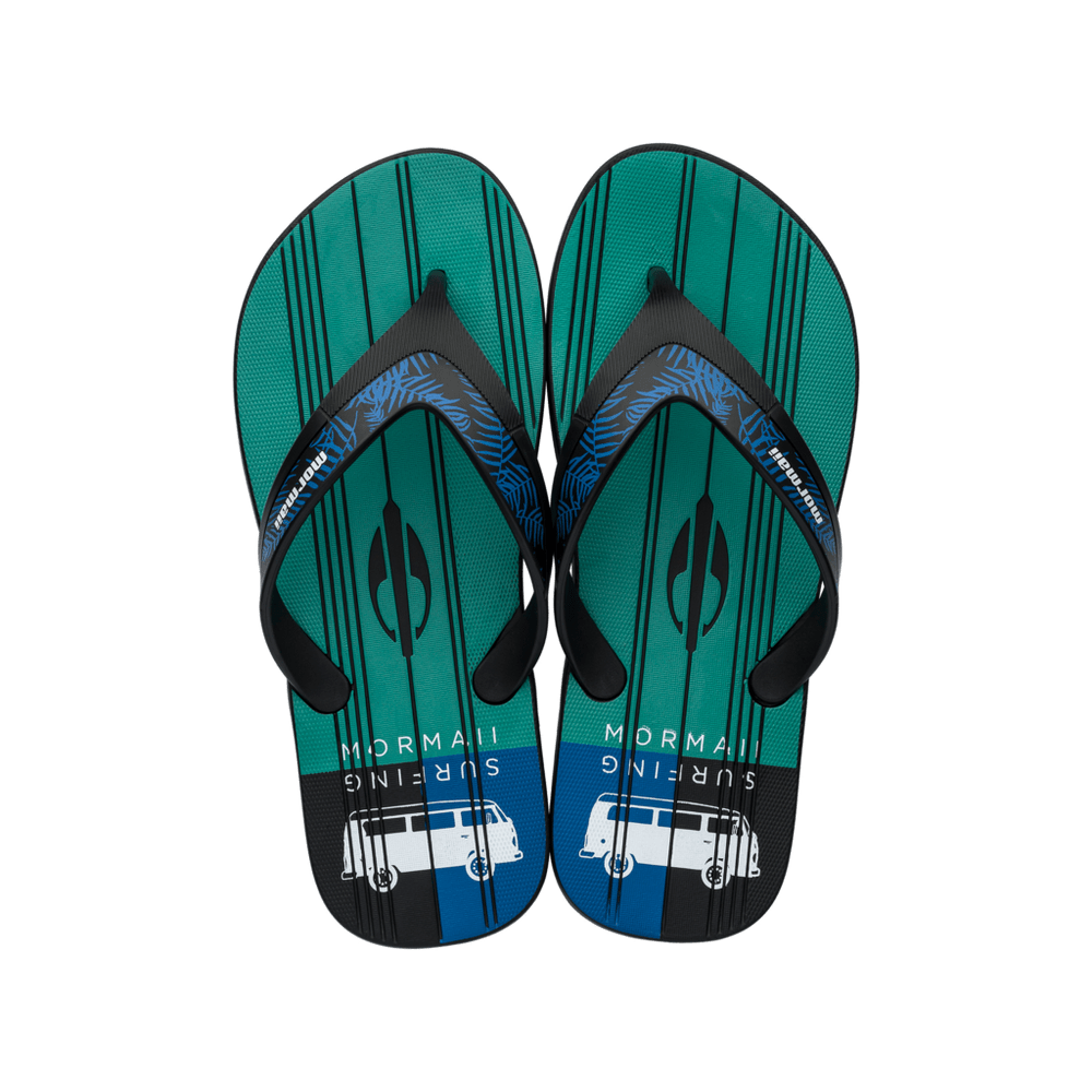 016040163-Chinelo-Mormaii-Tropical-Preto-Verde