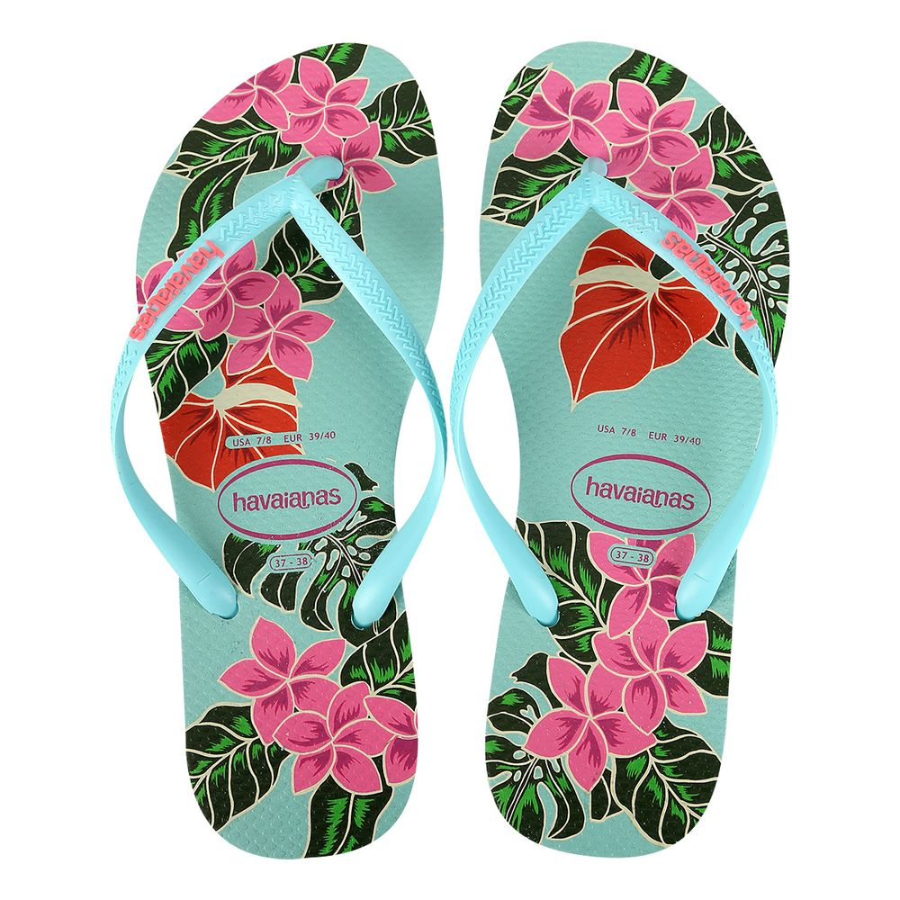017090206-Chinelo-Havaianas-Slim-Floral-V18-Ice-Blue