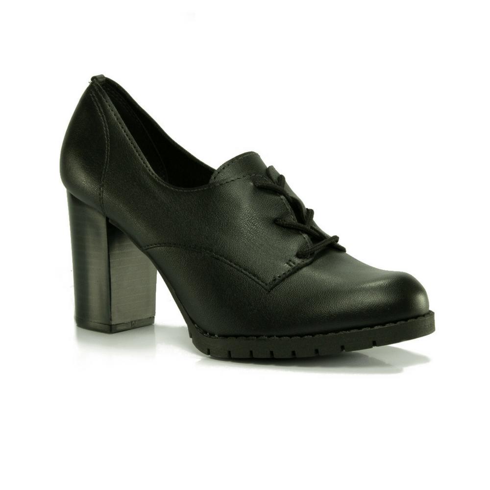 cd21854444 Sapato Oxford Beira Rio - Salto Alto - Vanda Calçados