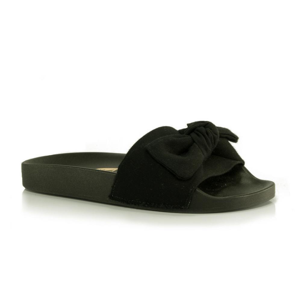 017090237-Chinelo-Moleca-Slide-com-Laco-preto-1