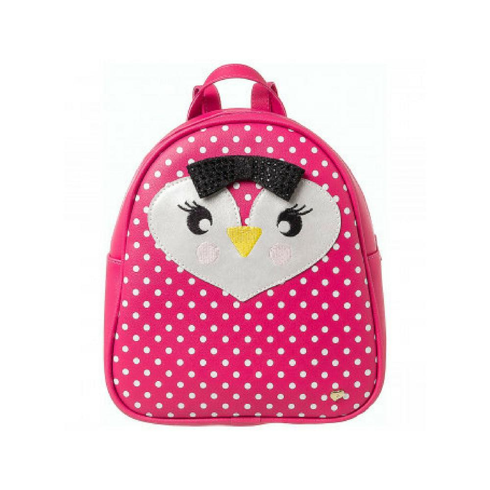 600687-Mochila-Pampili-Zoo-Pinguim-Pink