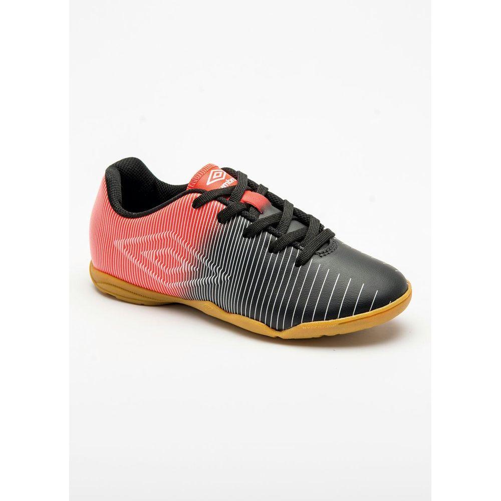 13435168017 Chuteira Umbro Infantil - Vibe Jr - Futsal