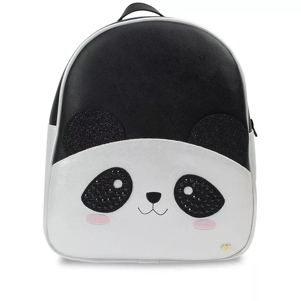 600721-mochila-pampili-linha-zoo-panda-preto-prata-infantil-1